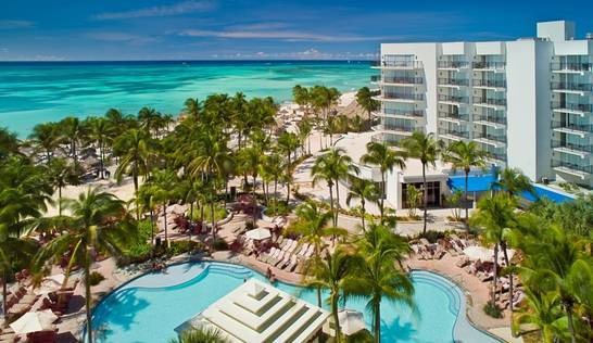Aruba Marriott And Stellaris Casino