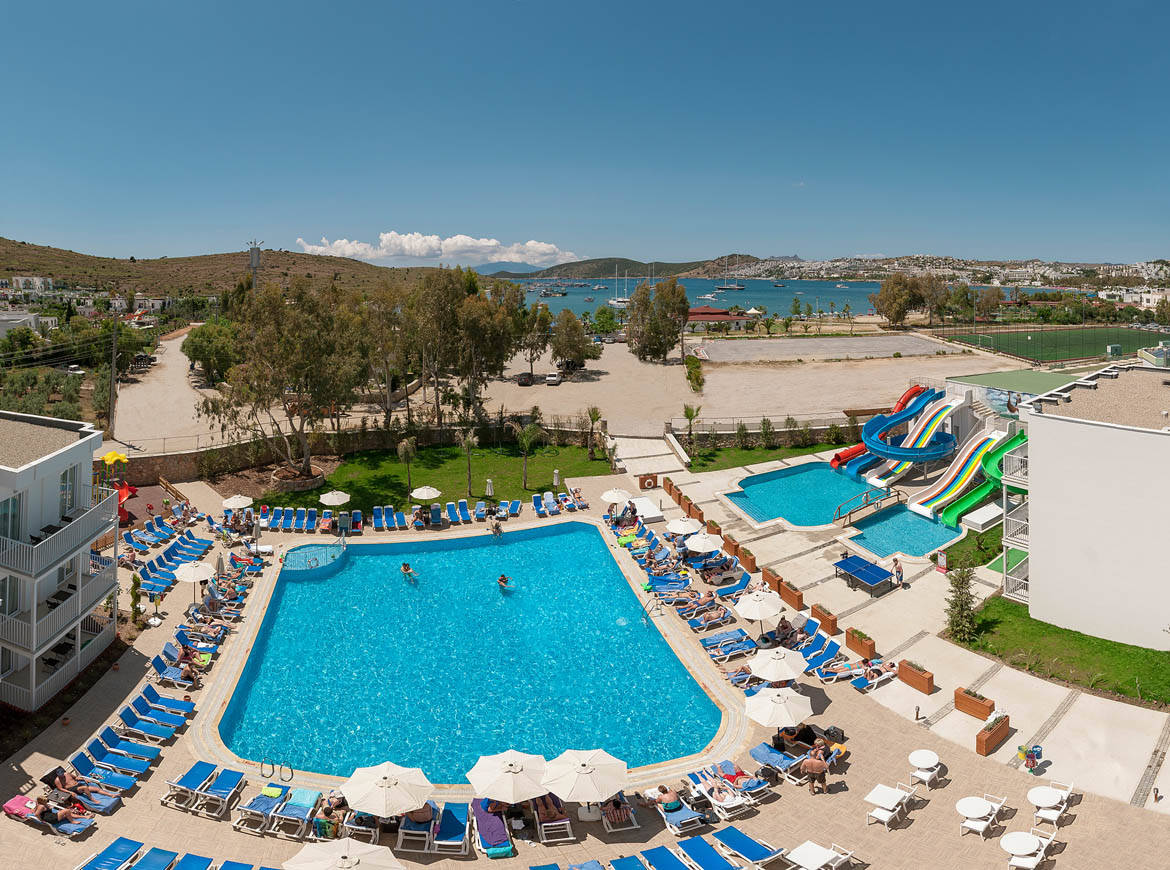 Bodrum Beach Resort bild 2