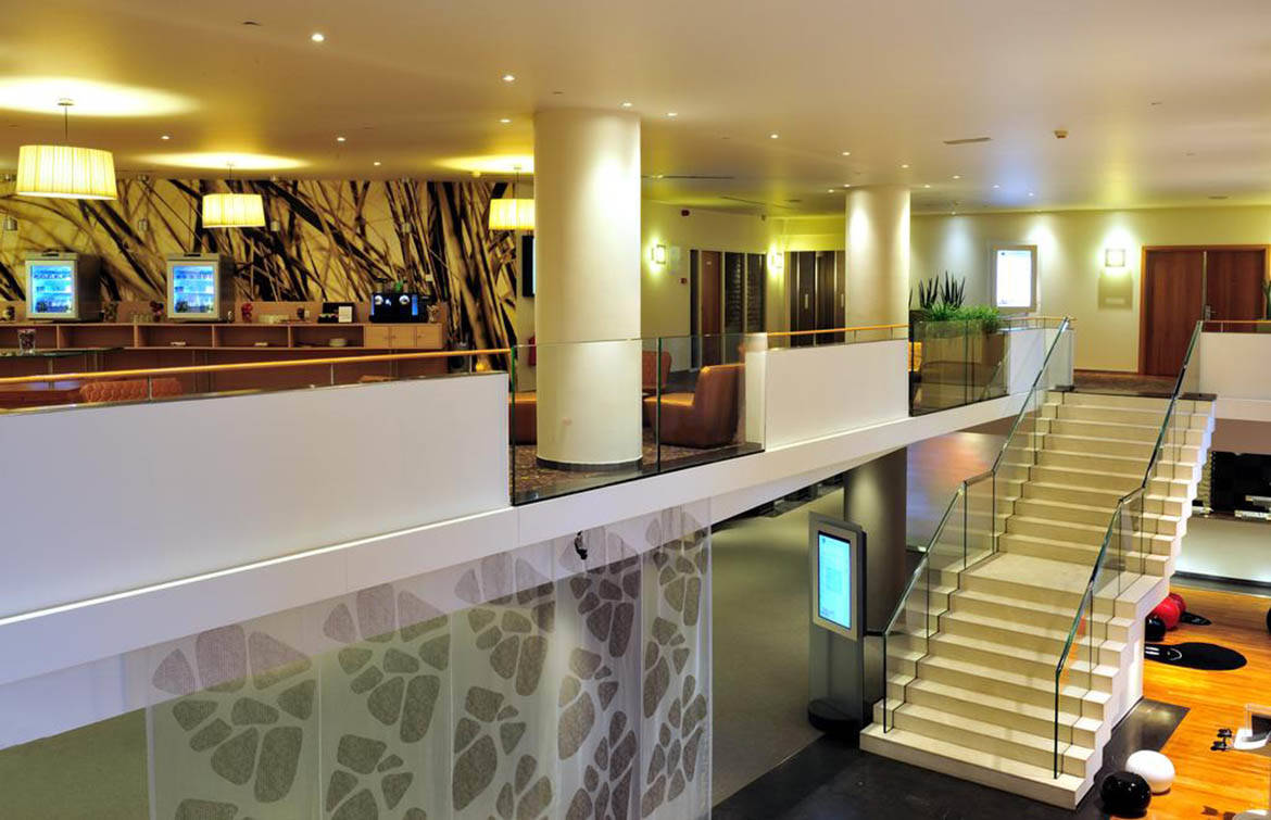 Novotel Brussels City Centre bild 4