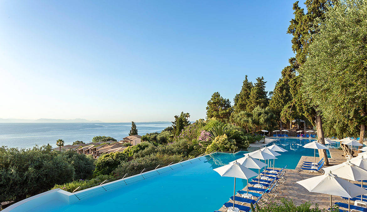 Aeolos Beach Resort bild 1