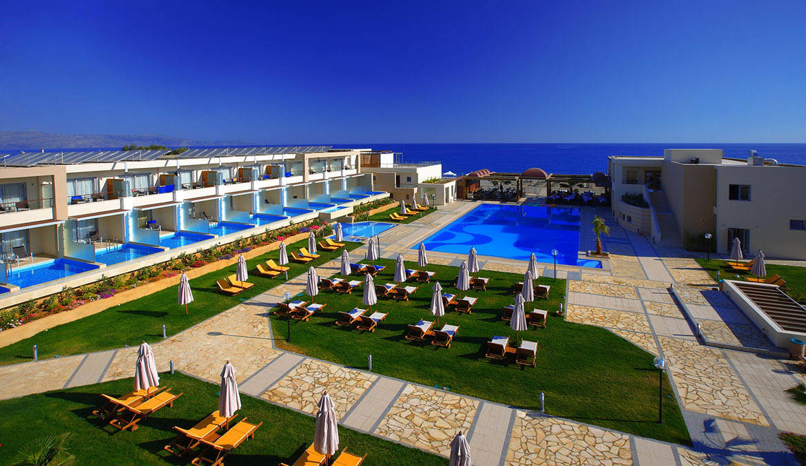 Minoa Palace Resort & Spa bild 1