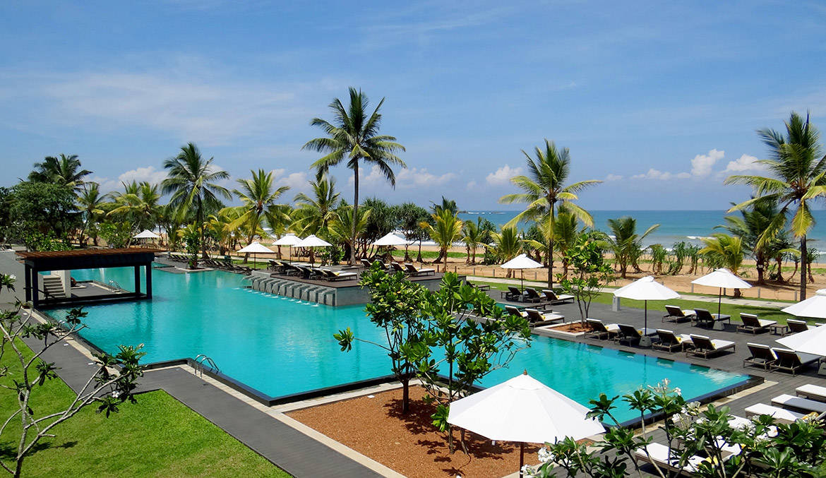 Centara Ceysands Resort & Spa bild 1