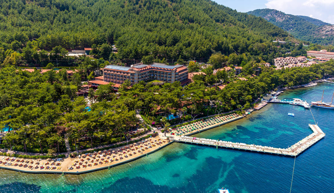 Grand Yazici Marmaris Palace bild 1