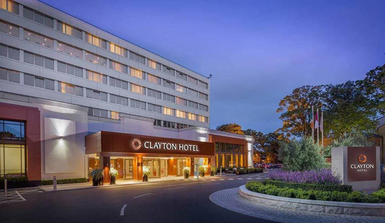 Clayton Hotel Burlington Road bild 1