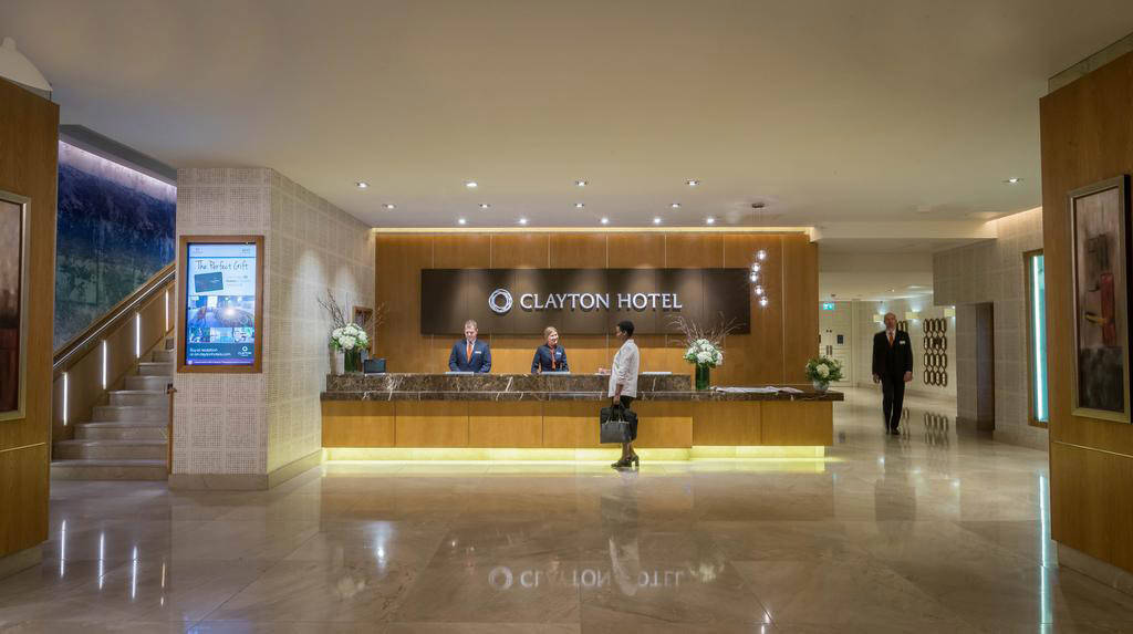 Clayton Hotel Burlington Road bild 2