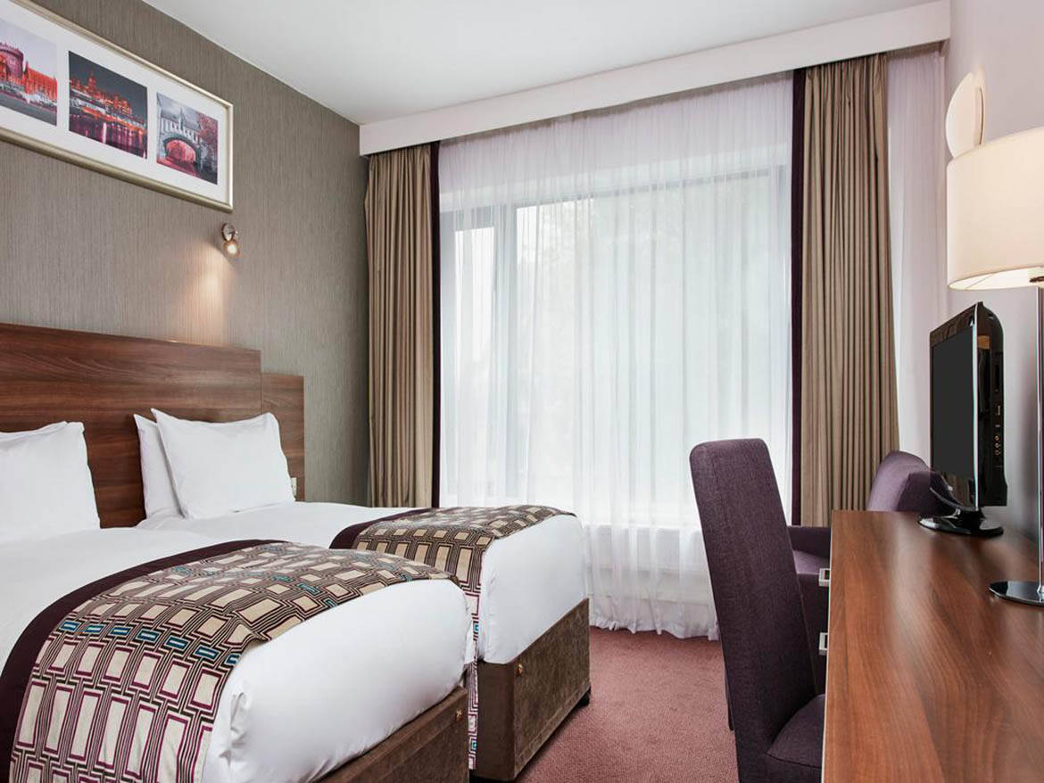 Jurys Inn Christchurch bild 3
