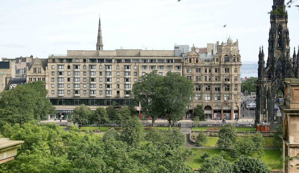 Mercure Edinburgh Princes Street bild 1