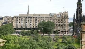 Mercure Edinburgh Princes Street