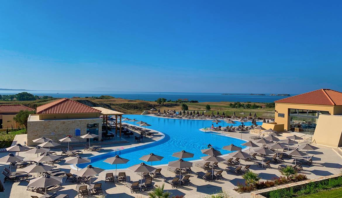 Apollonion Asterias Resort bild 1