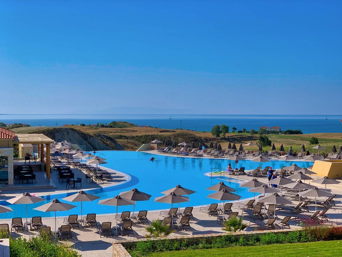 Apollonion Asterias Resort bild 7