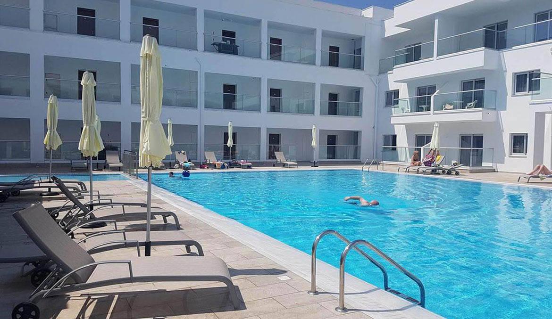 Karta Cypern Flygplats.Evabelle Napa I Ayia Napa Pa Cypern Cypern Airtours Se