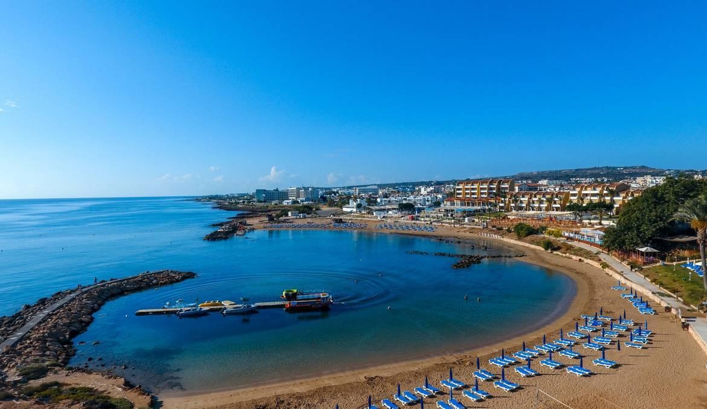 Karta Cypern Flygplats.Golden Coast I Protaras Fig Tree Bay Pa Cypern Cypern Airtours Se