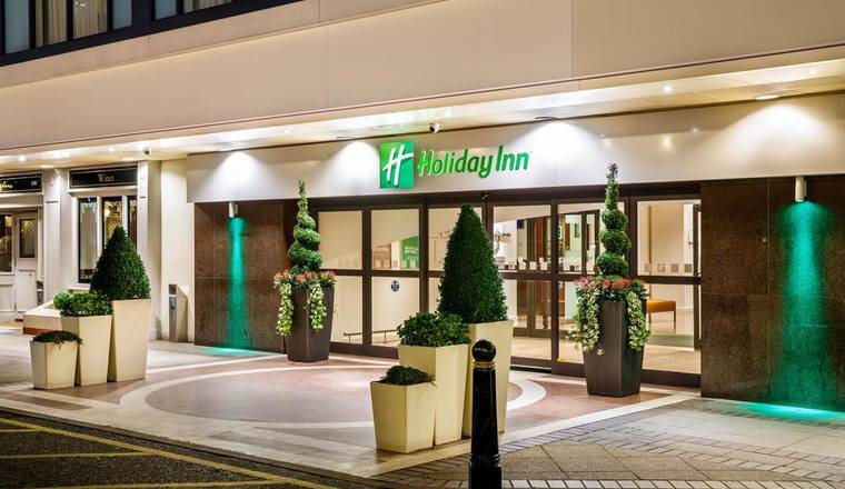Holiday Inn London Bloomsbury bild 1