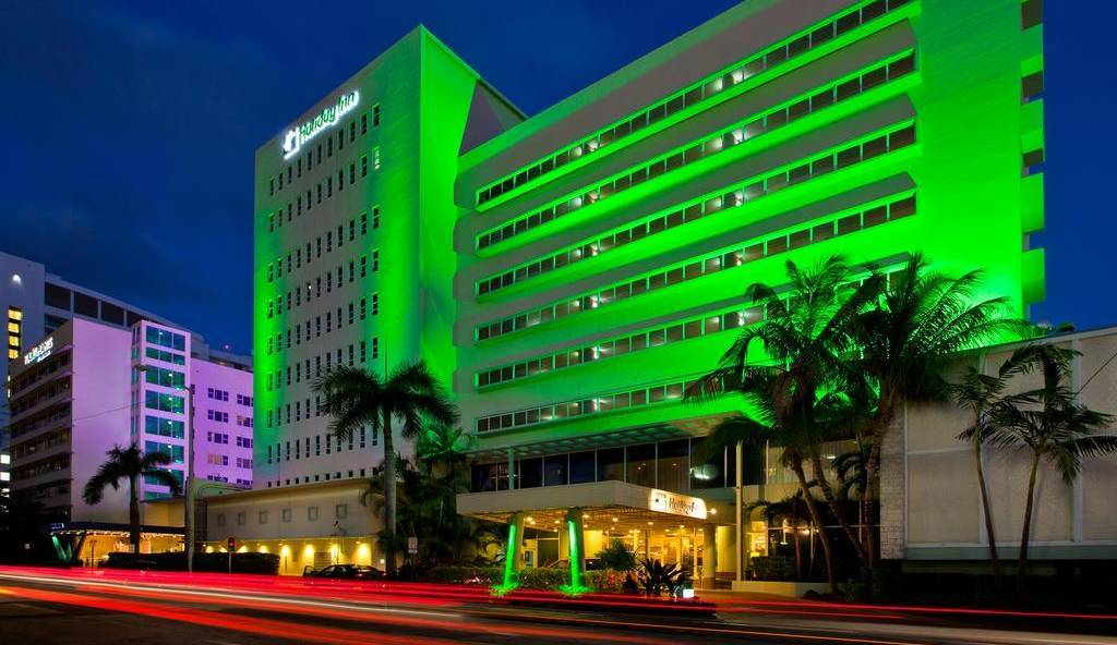 Holiday Inn Miami Beach-Oceanfront bild 1