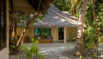 Beach bungalow bild 1