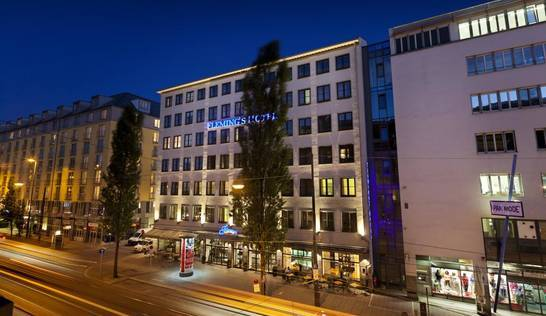 Flemings Hotel Munchen-City
