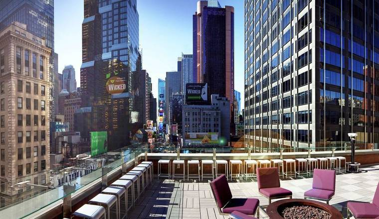 Novotel New York Times Square bild 1