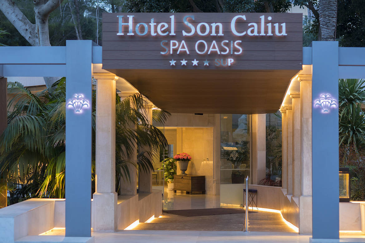 Son Caliu Spa - Oasis bild 21