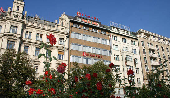 Ramada Prague City Centre bild 1