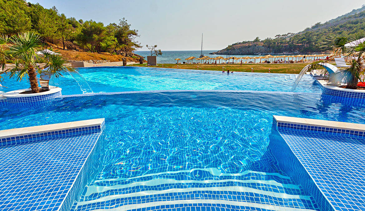 Thassos Grand Resort bild 1