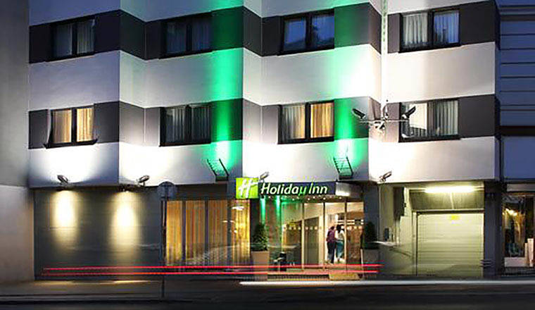 Holiday Inn City bild 1