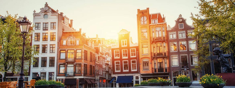 Amsterdam Karta Hotell.Weekendresor Till Amsterdam Nederlanderna Airtours Weekendresor