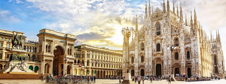 Resa Till Milano Med Flyg Och Hotell Boka Din Weekend Med Airtours