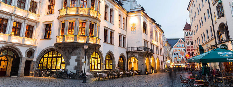 Weekendresor Till Munchen Tyskland Airtours Weekendresor