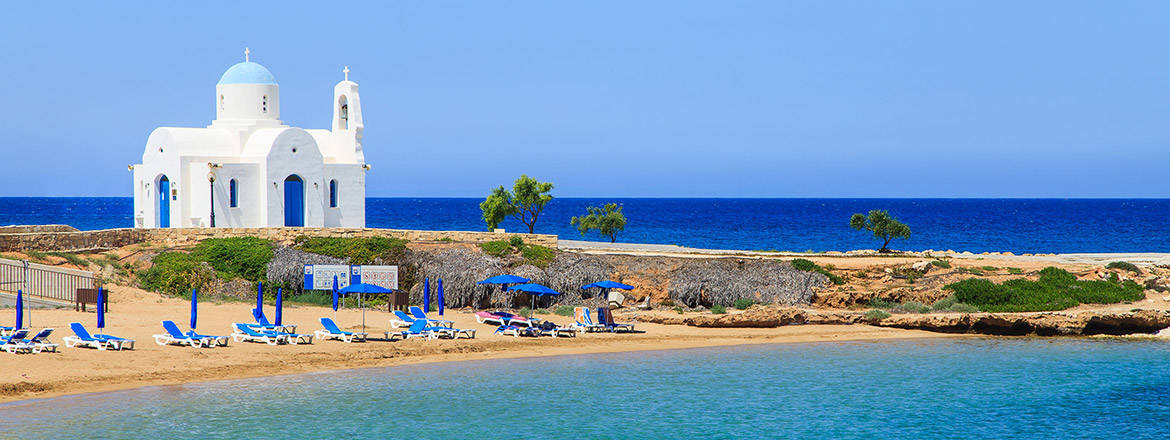 Protaras-Fig Tree Bay bild 1